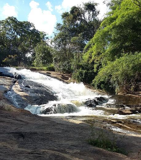 Cachoeira da Pedra Grande